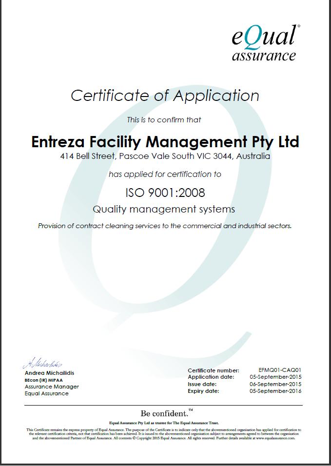 Entreza Facility Management